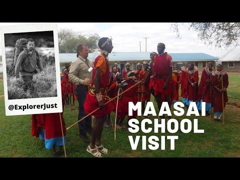 Masai School Dance