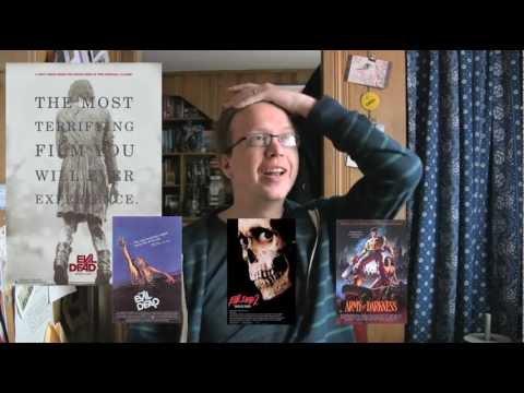Evil Dead Trilogy Study Guide