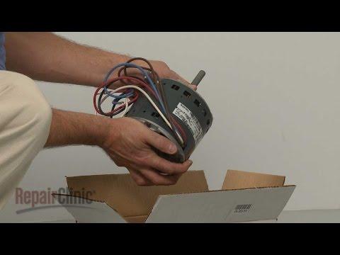 Blower Motor - Rheem Furnace