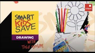 Kids Draw with Tolu Ojosipe powered by Smart Kids Save Account