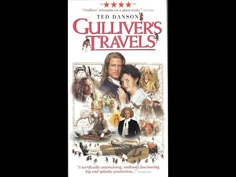 To Gulliver's Travels 1996 VHS