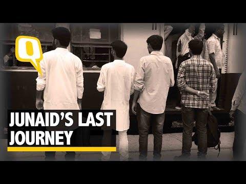 Junaids Last Moments - The Train Journey that Killed Him - The Quint