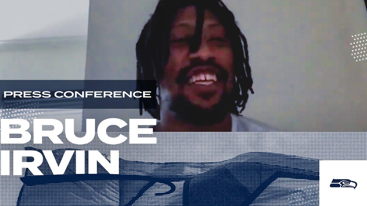 Bruce Irvin 2020 Offseason Press Conference