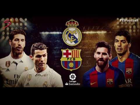 Taariikhda El Clasico,Yaa guul iyo koobab badan Barce iyo Real)Messi vs Ronaldo
