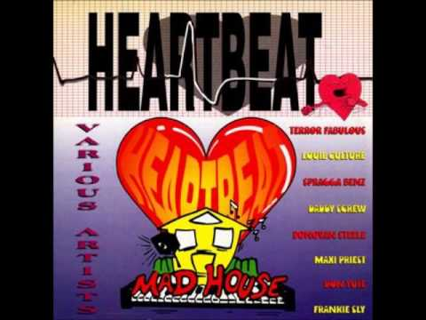 Heartbeat Riddim & Maca Riddim 1996 (Madhouse Records) Mix By Djeasy