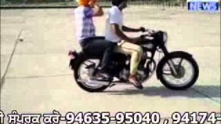 Learn The latest Art of Turban Tying WITH CLOSE EYES Punjab News 94635-95040 -94174-13003
