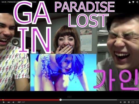 GA-IN - PARADISE LOST NEWBIE REACTION