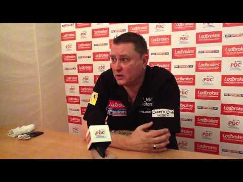 Kevin Painter - Ladbrokes World Darts Championship 1st Round
