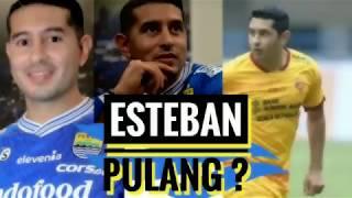 Download Video Esteban Vizcarra Temui Manajer SFC, apakah hengkang dari persib ? - sumsel sports 2019 MP3 3GP MP4