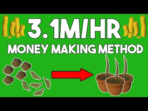 How to Make 3.1M/Hr With the Easiest Technique in Game! - A One Hour Money Making Challenge! [OSRS]
