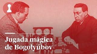 Ajedrez: La jugada mágica de Bogolyúbov