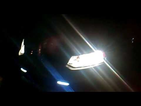 HID lights on VolksWagen Vento...