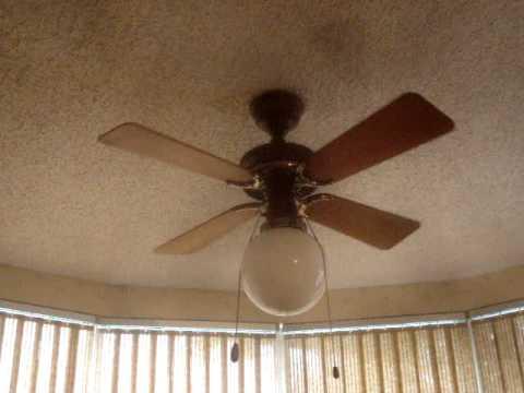 36 hunter original ceiling fan youtube aloadofball Gallery