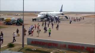 Aeroporto de Sinop - Mato Gosso - Movimento - Azul Linhas Aéreas e Passaredo