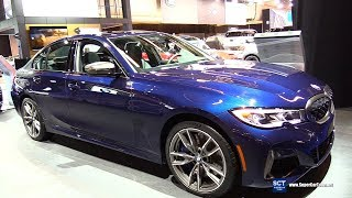 2019 BMW 3 Series M340i xDrive - Exterior and Interior Walkaround - 2019 Montreal Auto Show