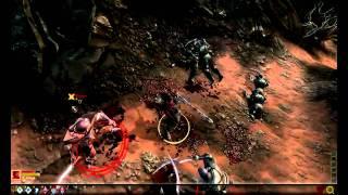 Dragon Age 2 gameplay 'HIGH SETTINGS' on GTX 460 OC HD 720p