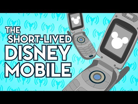 The Woody Show - The Failed Disney Mobile Phone Service