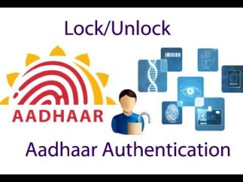 Aadhar card biometric update online