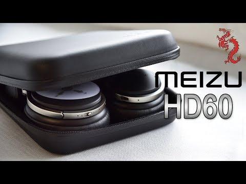 MEIZU HD60BT //ПРОСТАЯ распаковка
