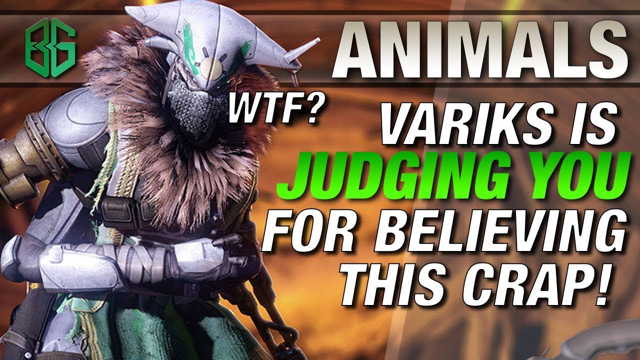 Why destiny 2s animal classes arent a thing the lore the why destiny 2s animal classes arent a thing the lore the lorrrre biocorpaavc Gallery