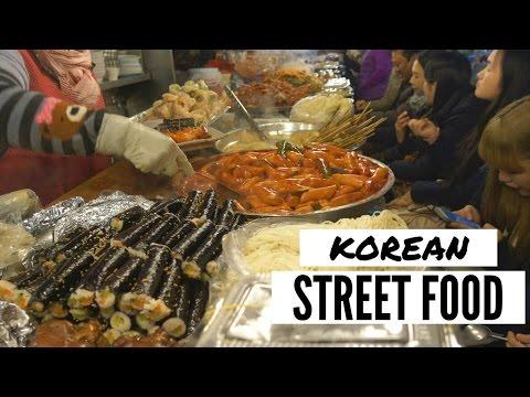 Tasty Korean Street Food [Gwangjang Market 광장시장] ft Korean Bros | Korea Vlog 3