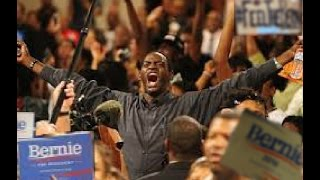 Why African Americans are on FIRE for Bernie Sanders