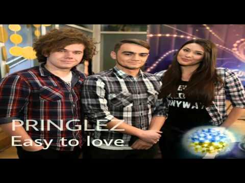 Pringlez - Easy to love (Eurovision Ukraine 2016) National Selection Eurovision Ukraine 2016