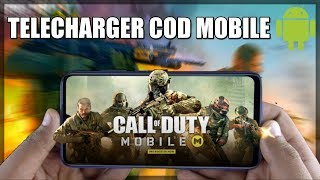 TELECHARGER CALL OF DUTY MOBILE ANDROID GRATUITEMENT