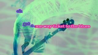 Karaoke Eruption - One way ticket
