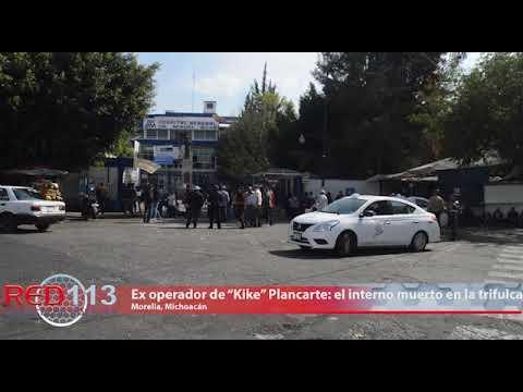 """IDEO Ex operador de """"Kike"""" Plancarte: el interno muerto en la trifulca en el penal de Alto Impacto, afirman contactos gubernamentales"""