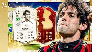 86+ RED PLAYER PICK & PRIME MOMENTS KAKA IS HERE!! - FIFA 20 KAKA ROAD TO GLORY
