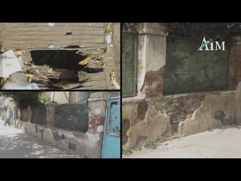 Eritrea: Urban decay - Asmara around Campopolo