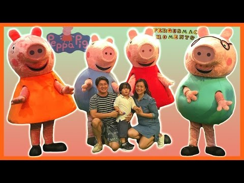 Peppa Pig's Surprise! Peppa's Christmas Holiday Time Special Live Show at United Square