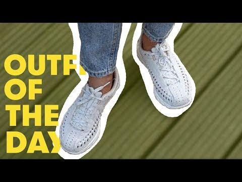 #OOTD // Nike MayFly Woven