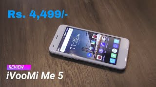 iVooMi Me5 review in Hindi - सस्ता VoLTE स्मार्टफोन