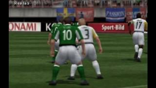 PES 3 - Ireland win the world cup