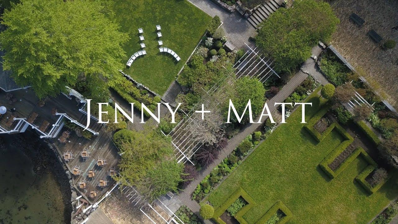 Jenny + Matt | Roche Harbor, San Juan Island