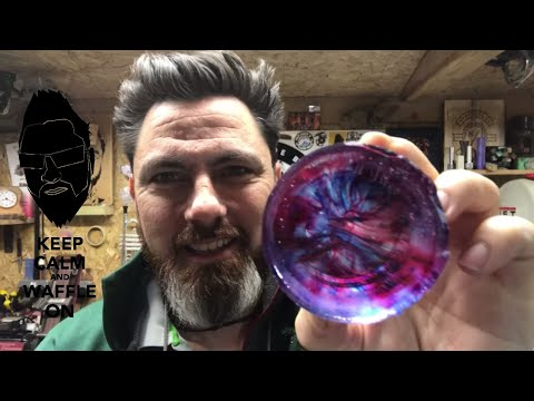Woodturning- THE SHAGADELIC SAUCER!