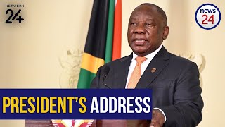 WATCH LIVE | President Cyril Ramaphosa addresses the nation on lockdown day 59