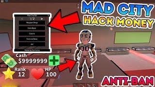 [NEW] Hướng dẫn hack roblox game Mad City - How to hack roblox game Mad City