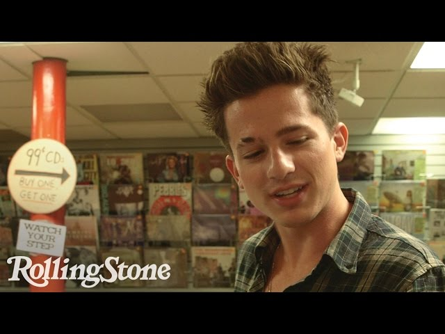 Talking Shop with Charlie Puth