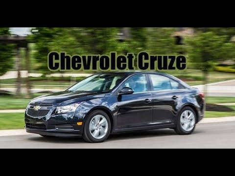 Chevrolet Cruze обзор от Чайника