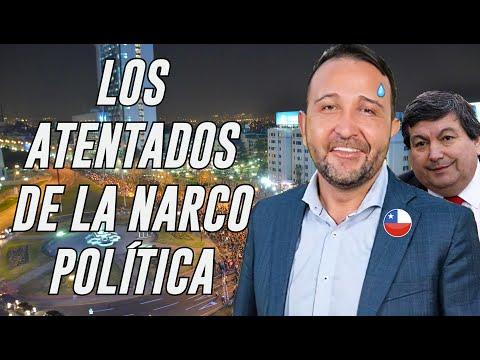 POLÍTICO que denunció CORRUPCIÓN es BALEADO en SANTIAGO de CHILE