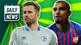 Boateng zu Barcelona! Fährmann: Transfer weg von Schalke? Banken sollen türkischen Fußball retten!