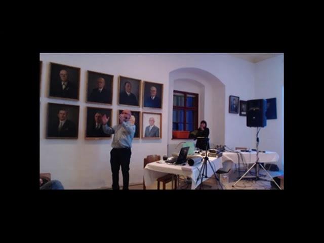 Physik der Musik, Vortrag und Konzert, 4. Oktober 2019, Retz