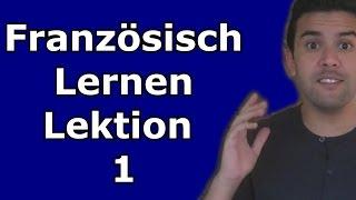 FRANZÖSISCH LERNEN SCHNELL UND EINFACH - Lektion 1 mit Maro - Wüstensohn