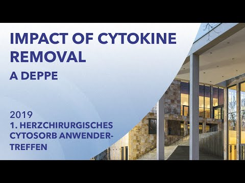 Impact of Cytokine Removal during Cardiopulmonary Bypass with CytoSorb