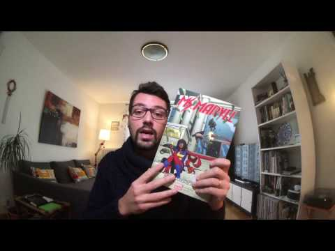 They're not like us, Ms. Marvel, Spider-man e altri due fume