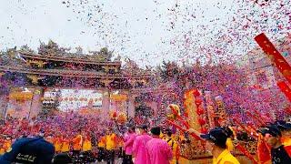 (遶境下集)保安宮各力士會2021.4.25台北大龍峒保安宮恭祝保生大帝聖誕遶境全記錄!Taiwan temple culture records