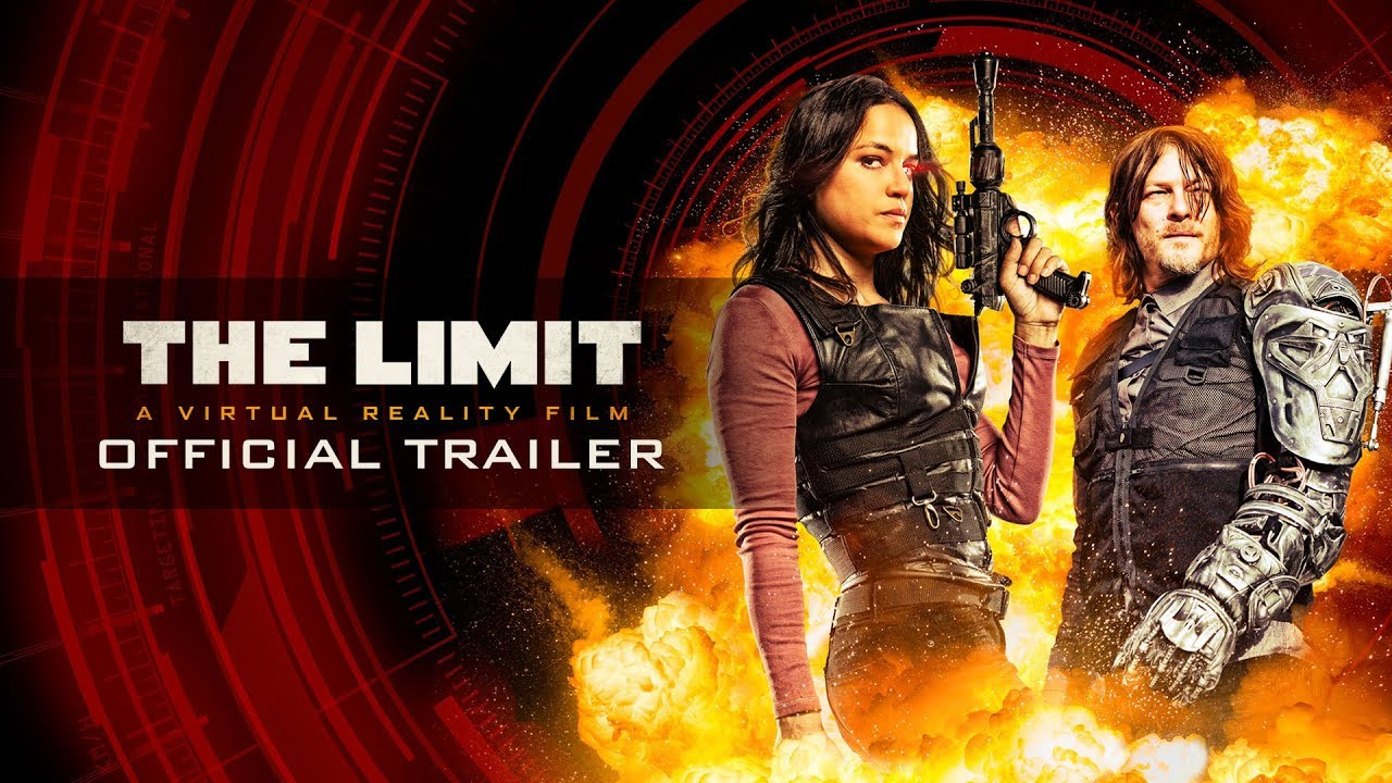 Robert Rodriguez Releases Over The Top Vr Film The Limit